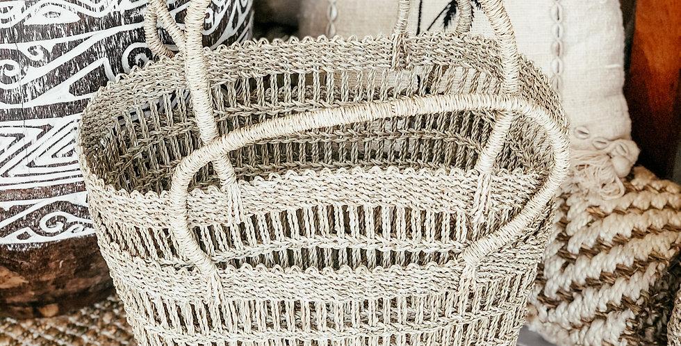 Open Weave Market Bag