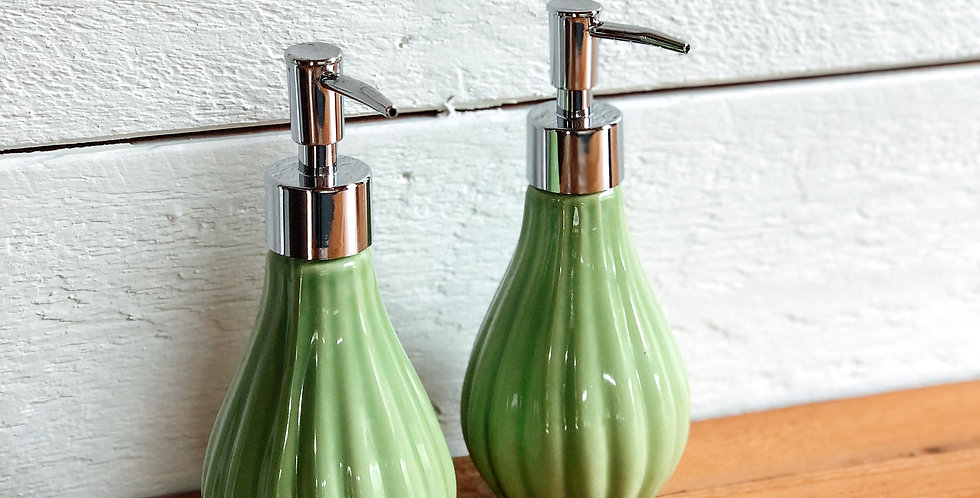 Lime Soap Dispenser
