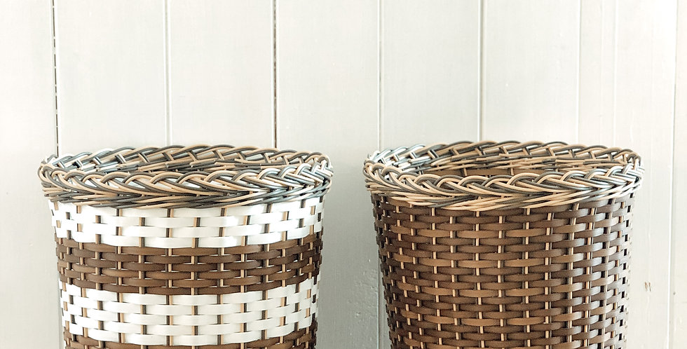 Synthetic Rattan Baskets