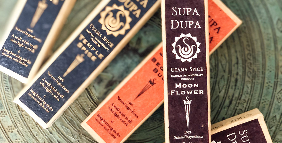 Supa Dupa Ultima Incense - Short Sticks