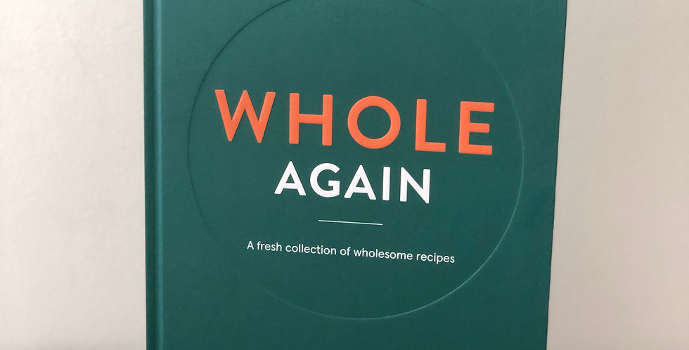 Whole Again By Bronwyan Kan