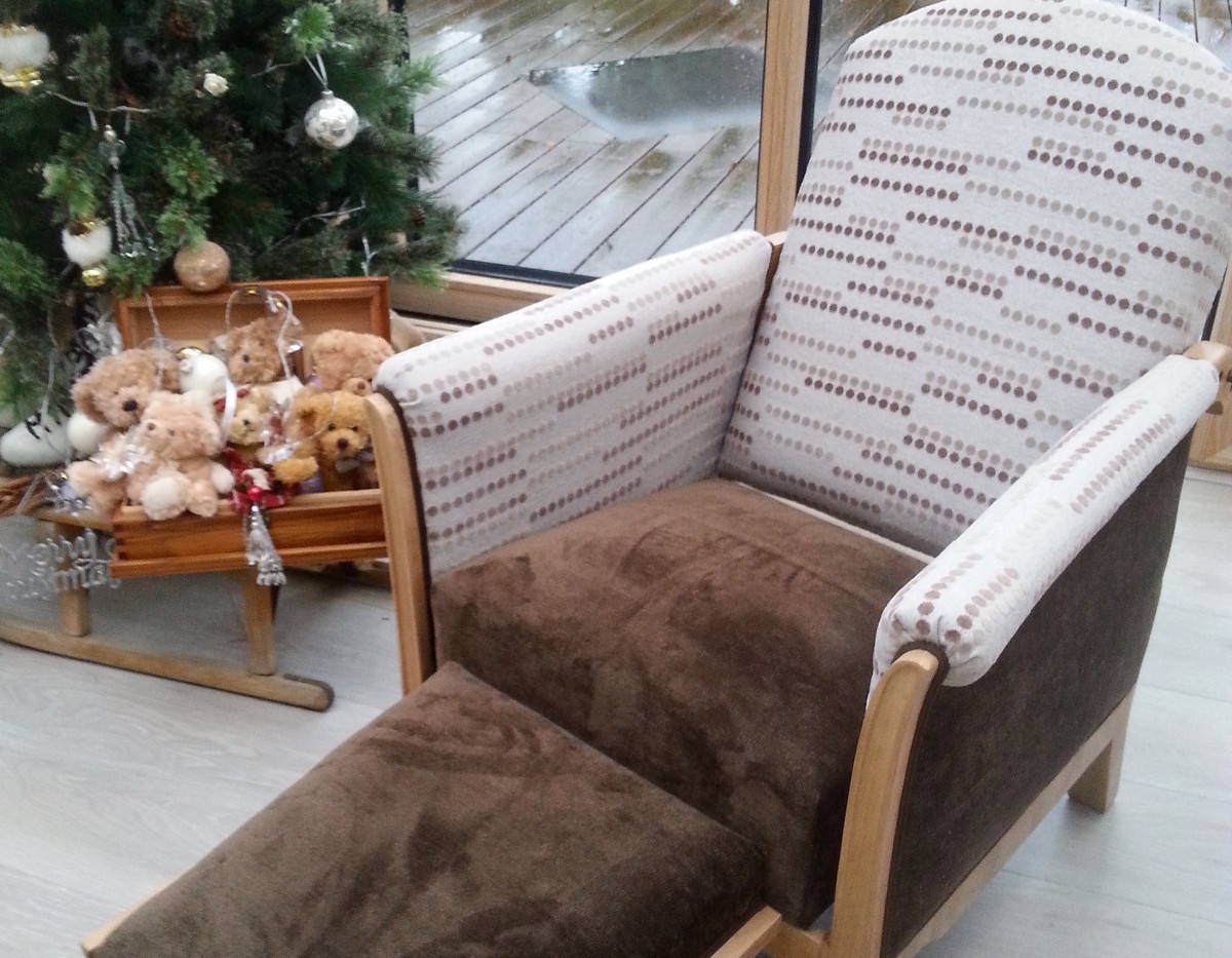 Fauteuil dit MAURICE