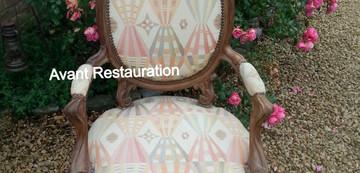 Avant restauration