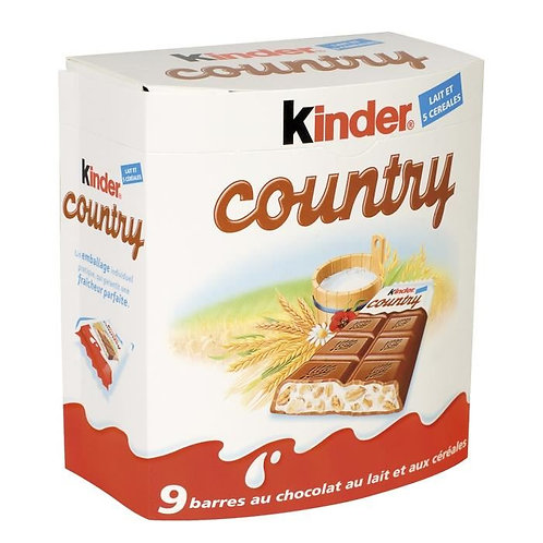 KINDER COUNTRY X9