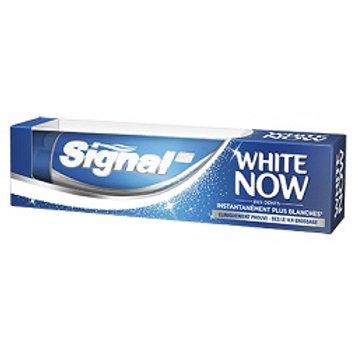 DENTIFRICE SIGNAL WHITE NOW