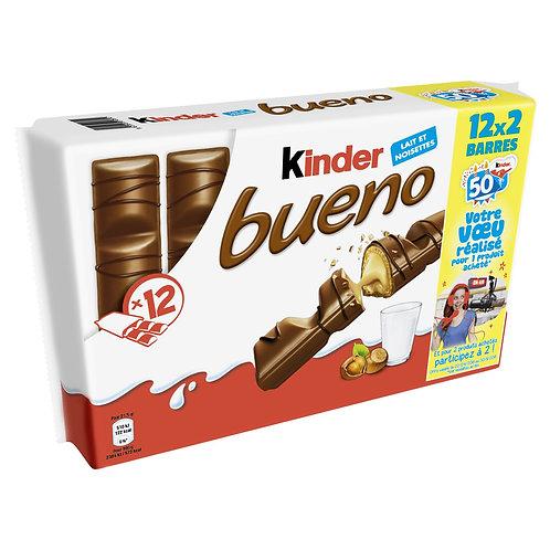 KINDER BUENO X12