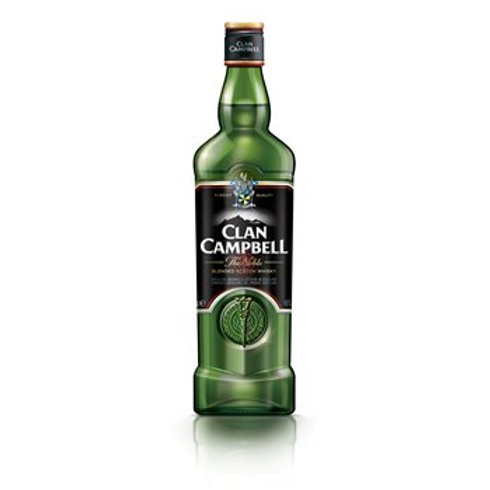 WHISKY CLAN CAMPBELL 70CL
