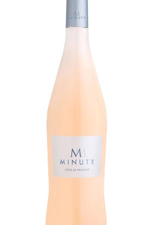 """VIN ROSÉ COTE DE PROVENCE """"M"""" DE MINUTY 70cl"""
