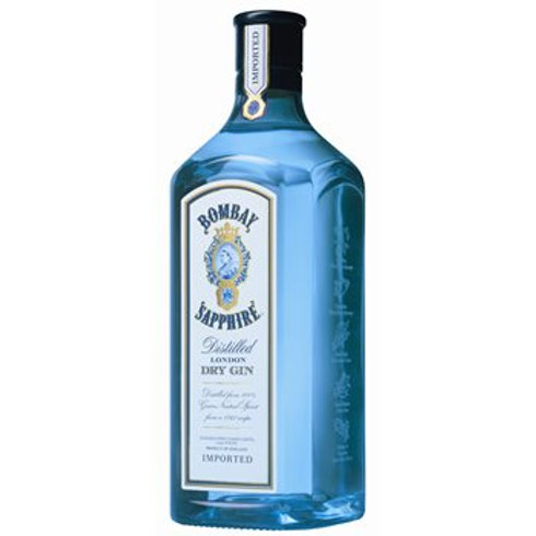 GIN BOMBAY SAPPHIRE DRY 70CL