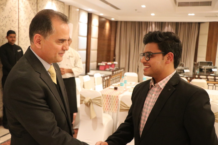 Former Amb. of Turkmenistan to India