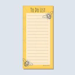 Bee Print to do list