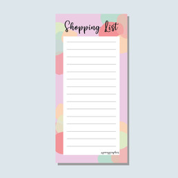 Spotted to do list