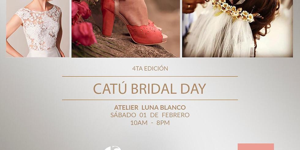 Catú Day: Catú * The Bridal Advisor * Polina * Luna Blanco