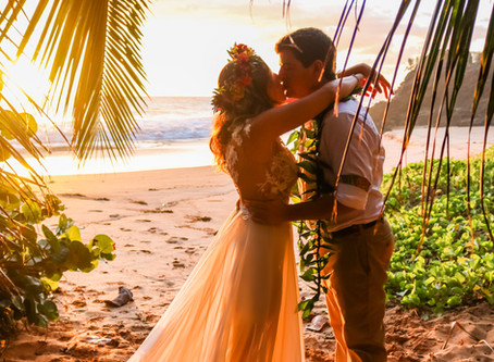 Escape to an Island: elope to Hawaii