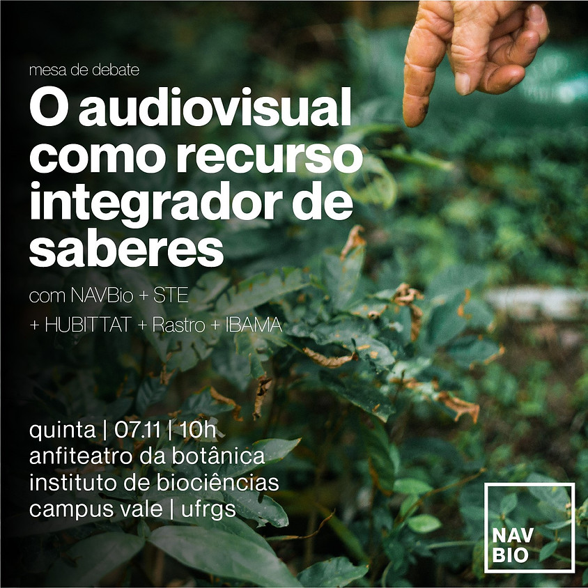 O audiovisual como recurso integrador de saberes