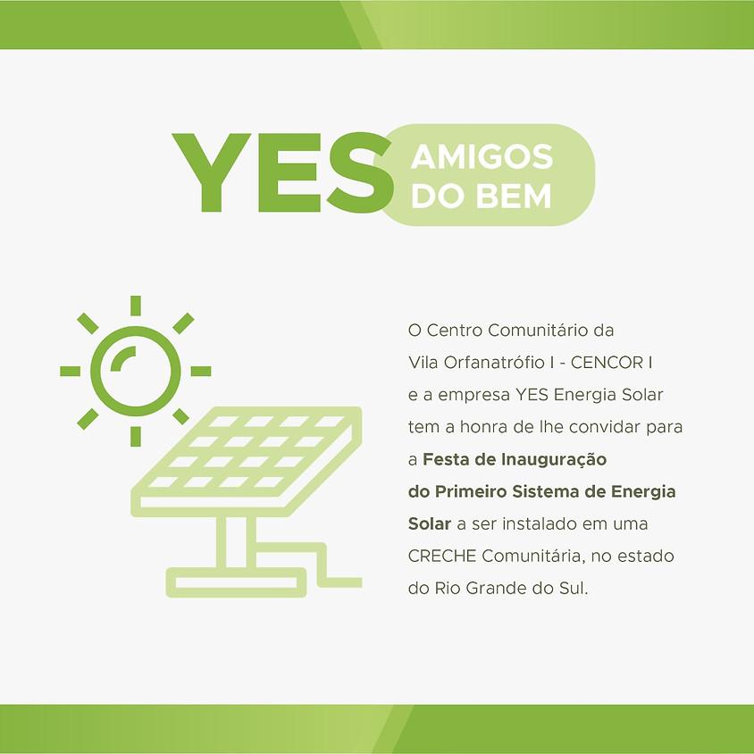 Yes - Amigos do Bem