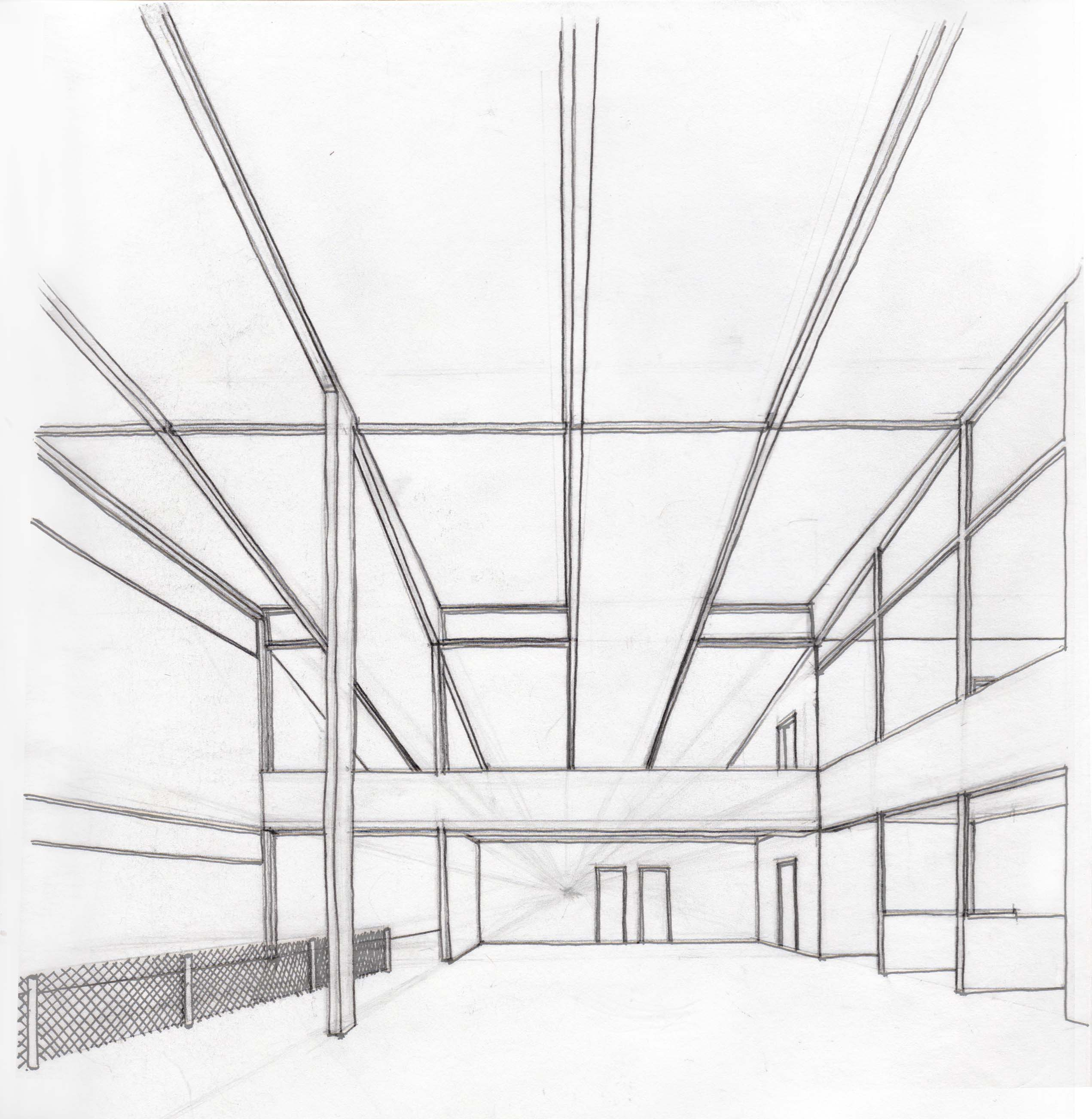 Perspective- Shop Space