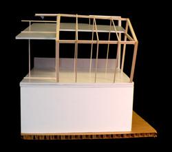Entrance Detail Model