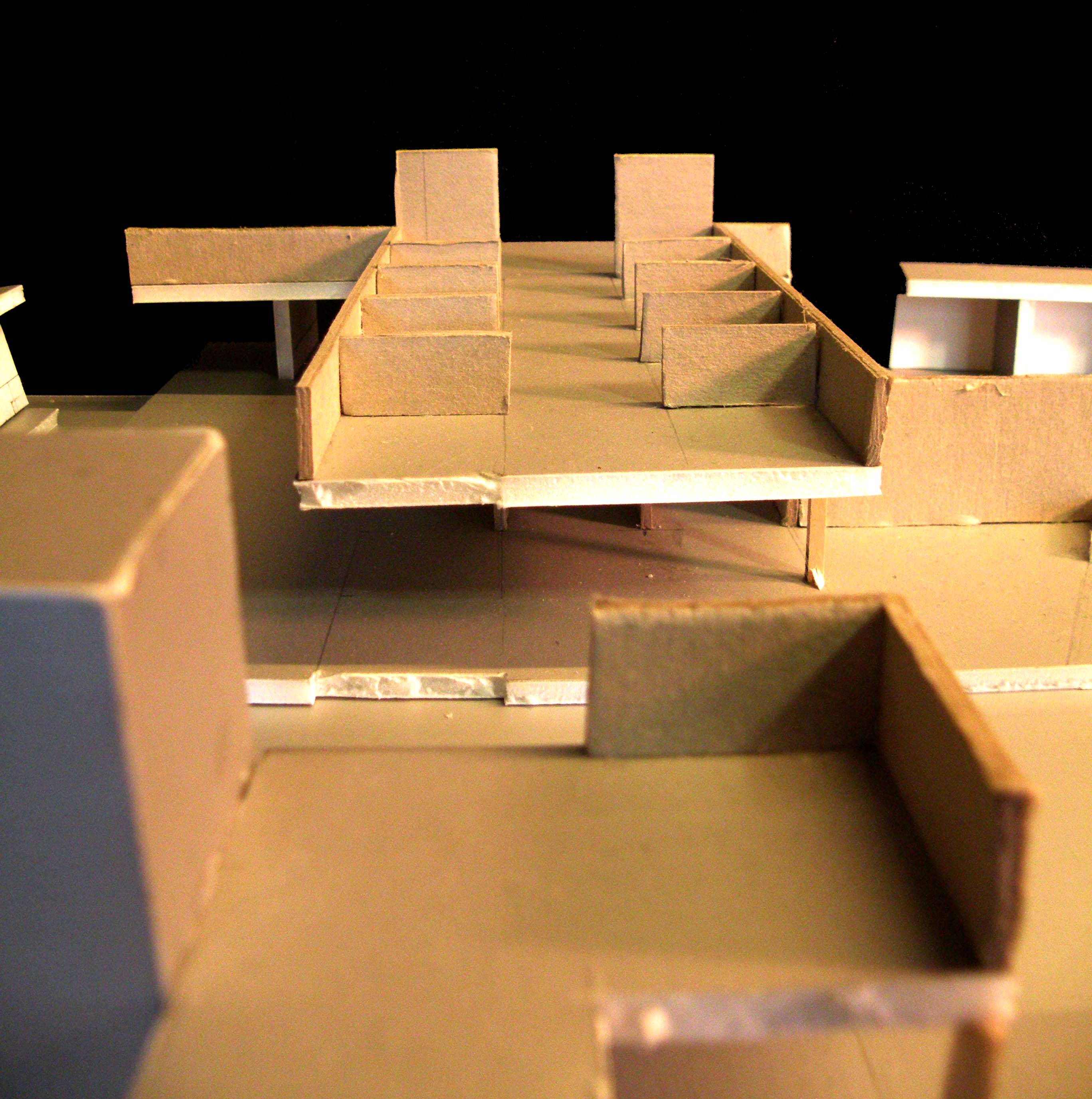 Section Cut Model