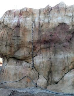 Elephant Pool Rockwork