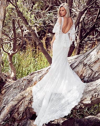 Mansfield Park by Peter Trends Bridal of Australia