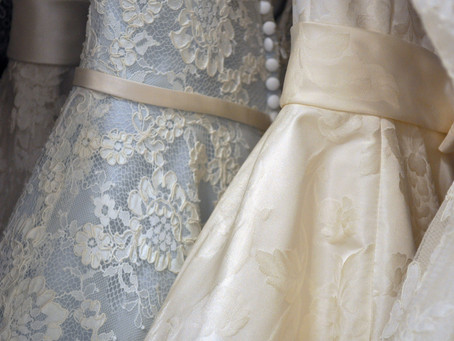 7 Reasons to Shop at Your Local Bridal Boutique
