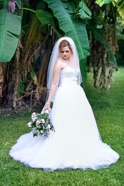 gown by Iryna Kotopska