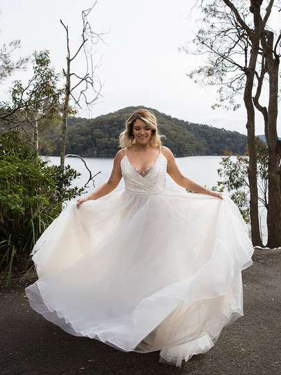 Dreaming by Peter Trends Bridal of Australia