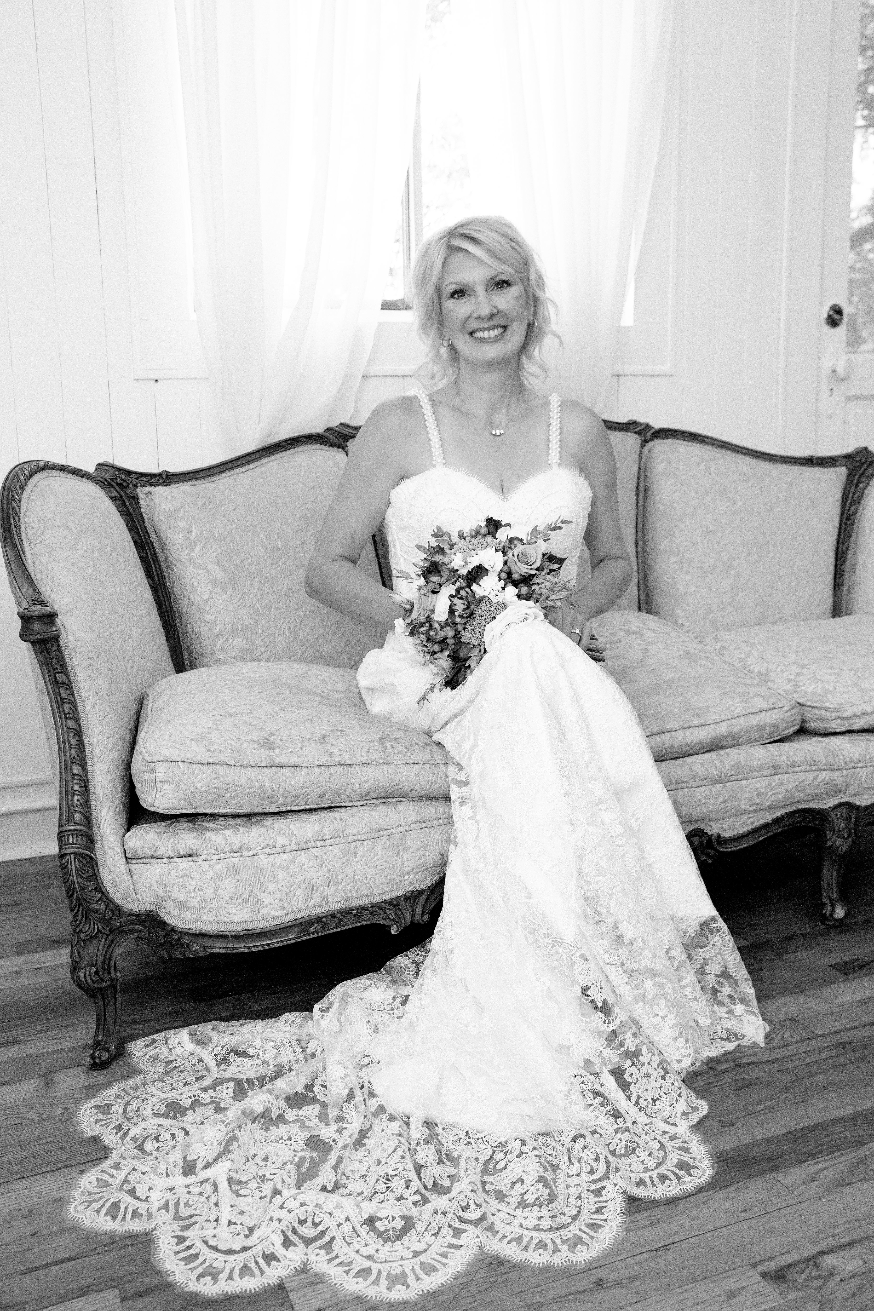 Krista in Peter Trends Bridal