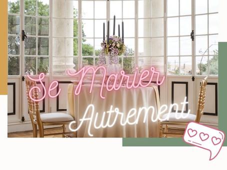 Êtes-vous prêt à vous marier autrement : Micro Mariage, Mariage à Domicile...