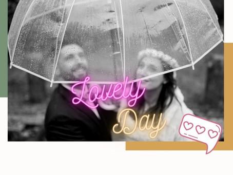 Comment transformer votre Mariage Pluvieux en Fabuleux Mariage Romantique ?