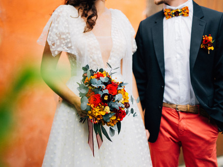 """TERRA : """"Votre"""" collection d'accessoires pour un MARIAGE COLORÉ & CHALEUREUX !"""