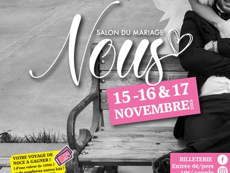 Nous : Salon Du Mariage à Libourne