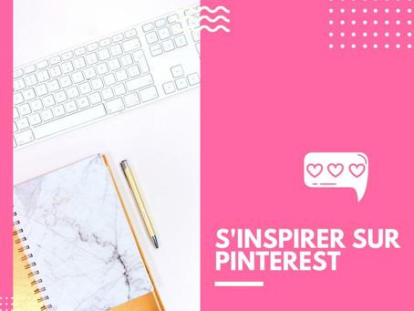 S'inspirer sur Pinterest