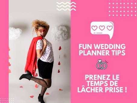 """""""LA"""" Solution pour vivre sereinement L'Organisation de Votre Mariage."""