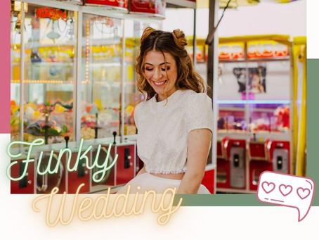 Funk your Wed : 5 raisons d'organiser un mariage Funky 💟
