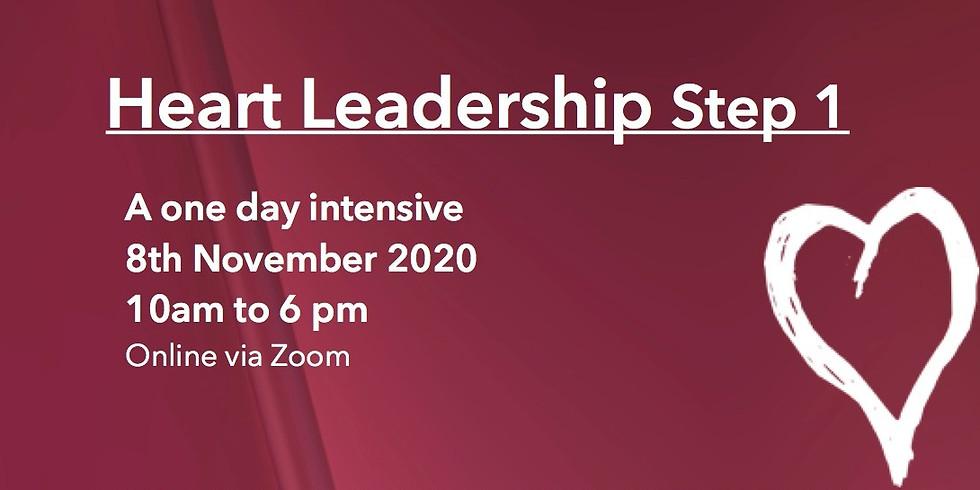 Heart Leadership Step 1