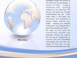 The First HeartMath Seminar in India