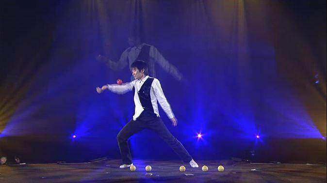 ニコニコ超パーティーⅢソロ演目