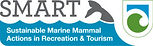 We are a Sustainable Marine Mammal Actions in Recreation & Tourism member