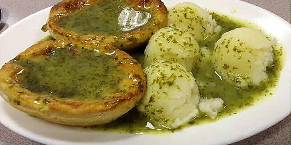 Pie and Mash Road Captain Carl
