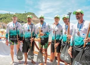 Desafio: Travessia Salvador X Morro de canoa