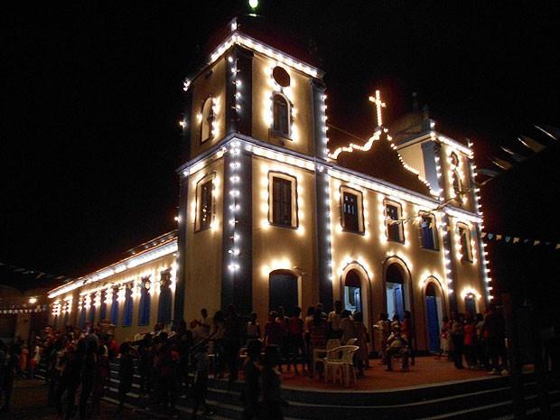 Igreja do Amparo em Valença | Foto: G1.com