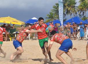 Morro de São Paulo recebe torneio internacional de Rugby de Praia