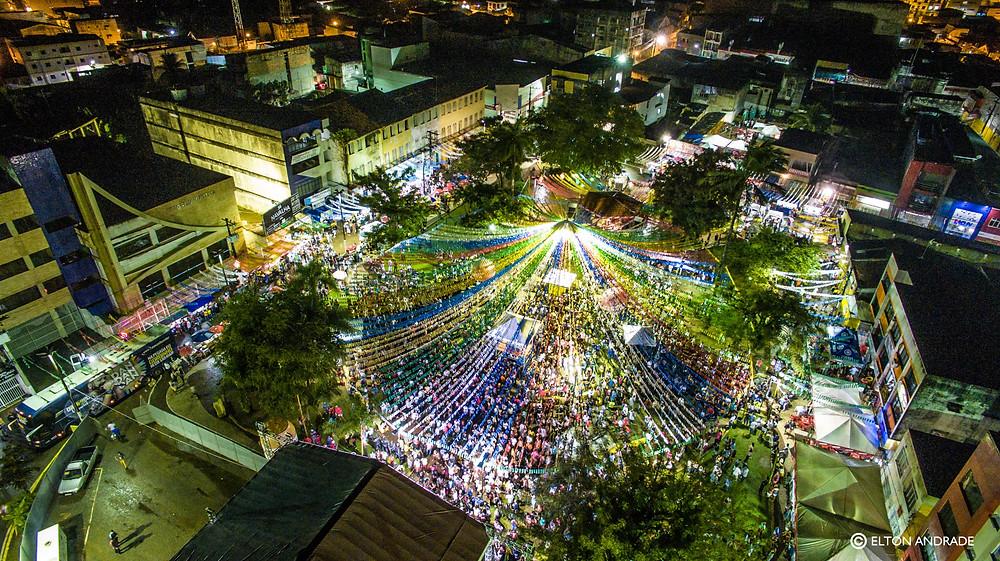 SÃO JOÃO DE VALENÇA - FOTO: ELTON ANDRADE