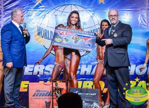 Vera Santos vence o Miss Universo 2017 WFF na categoria Biquíni