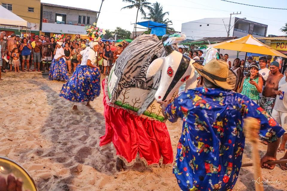 Grupo de Bumba-meu-boi (Boi Mineiro - do Bairro do Jambeiro)