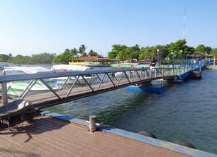 Terminais marítimos da Costa do Dendê estão prontos para o Verão