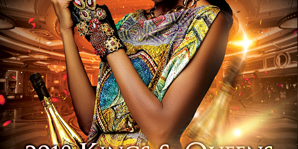 Kings & Queens of Wakanda at Sea Soiree