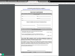 Tutorial: How to Print Your Carnival Cruise Documents.
